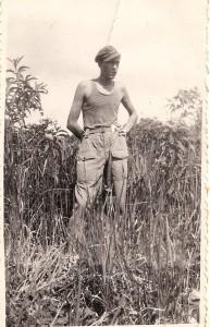 Mei 1948, Tandjong Enim, Evert Jan
