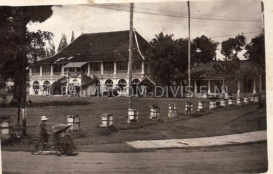 Palembang Museum Sultan Mahmud Badaruddin II Tempo Doeloe