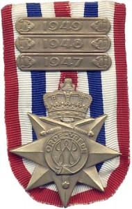 medaille O&V