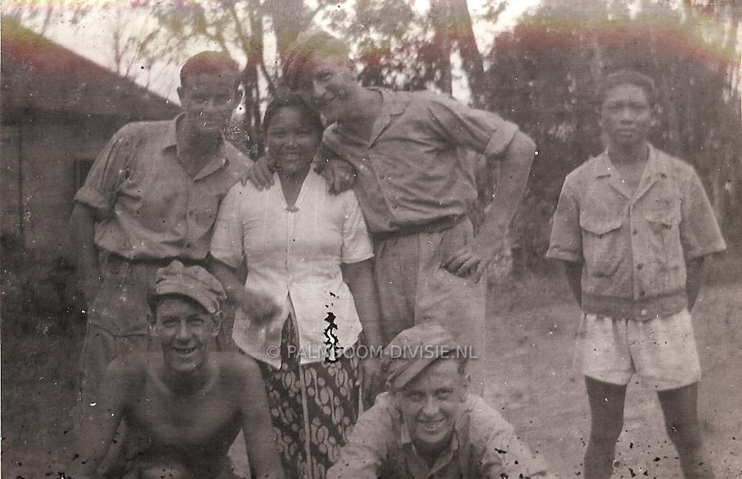 Palembang, december 1947