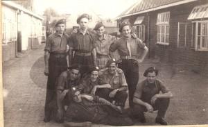 Schoonhoven, juni 1947