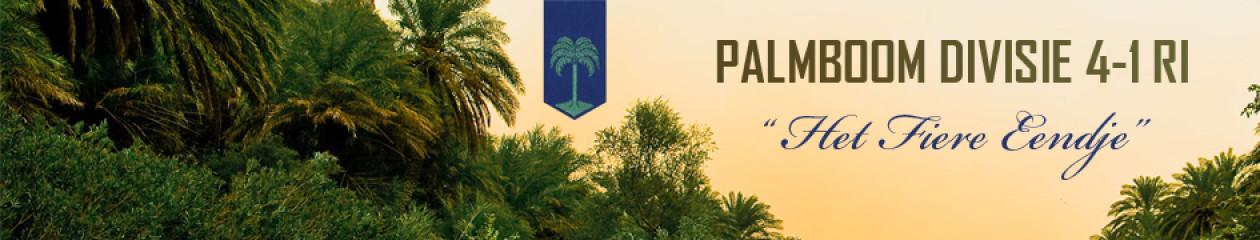 Palmboom Divisie 4-1 RI